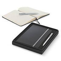 Подарунковий набір записна книжка А5 і ручка, фото 1