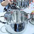 Набор посуды Vinzer Chef (7 пр.) 89028, фото 7
