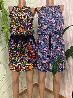 Женское летнее платье Мария Размер 40 - 54