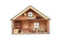 "Ляльковий будиночок маленький ""LOL HOUSE"""