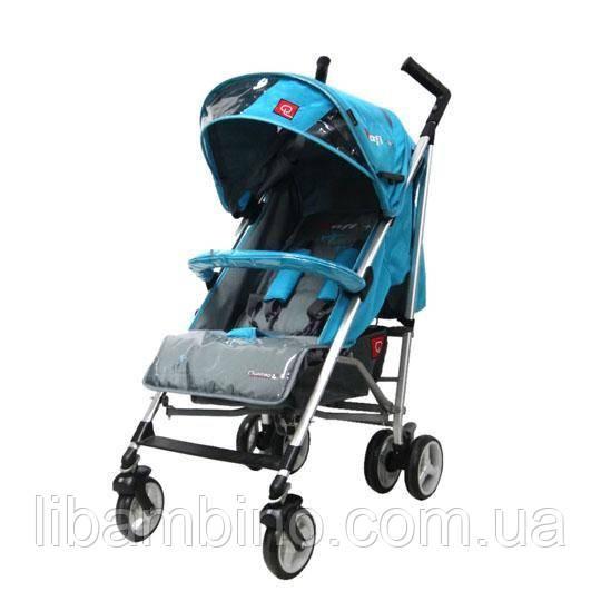 Дитяча універсальна прогулянкова коляска Quatro Nafi 03