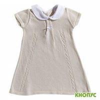 """Платье для маленькой девочки, """"Шанель"""", Girandola, размер 74, 80"""