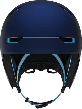 Шолом велосипедний ABUS SCRAPER 3.0 ERA M Ultra Blue, фото 3
