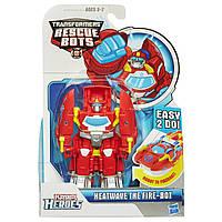 Playskool Трансформер бот спасатель Хитвейв (Rescue Bots Heatwave the Fire-Bot Figure), фото 1