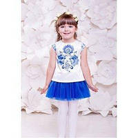 Нарядное платье для девочки,, Zironka, размер 110, 122