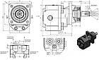 Гидромторы QHD-28B-T1E1 Jihostroj, фото 2