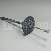 Дюбель крепления теплоизоляции 10х220мм, гвоздь с термоголовой, фото 1