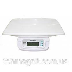 Электронные весы для новорожденных Kinlee EBSA-20