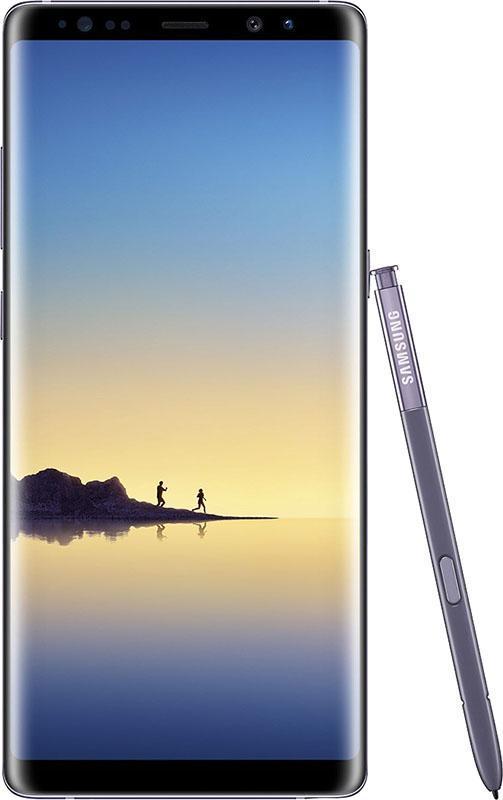 Смартфон Samsung Galaxy Note 8 N9500 64GB Grey