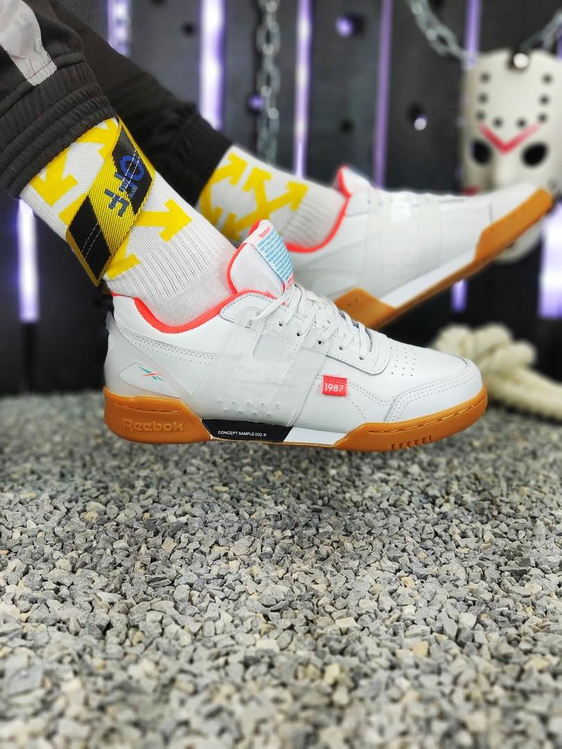 Чоловічі кросівки Reebok Plus Alter 1987. Репліка