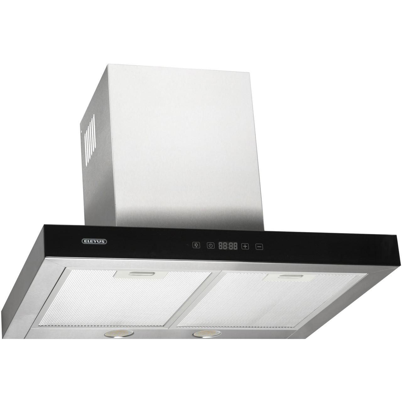 Витяжка кухонна ELEYUS Stels 1200 LED SMD 60 IS+BL + Безкоштовна доставка!