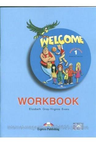 WELCOME 1 WORKBOOK ISBN: 9781903128015, фото 2