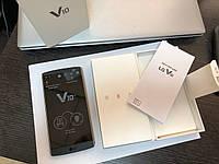 LG V10 64GB Dual Sim Black Оригинал Новый !