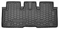 Коврик в багажник для Citroen Spacetourer (2017>) (пассажирс.) (VIP) L2  код товара: 111718 Avto-Gumm