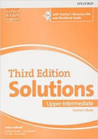Solutions 3rd Upper-intermediate Essentials TB & RES DISK PK, фото 1