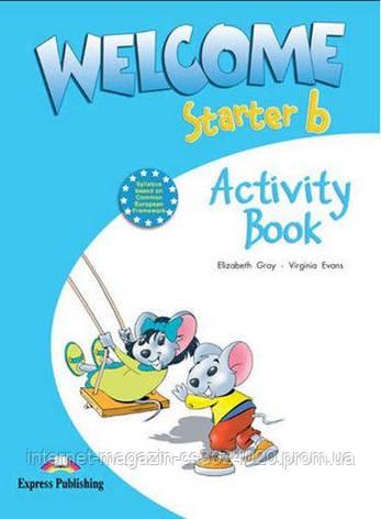 WELCOME STARTER b ACTIVITY ISBN: 9781845580766, фото 2