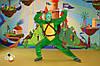 Аниматор Черепашка-ниндзя на День рождения