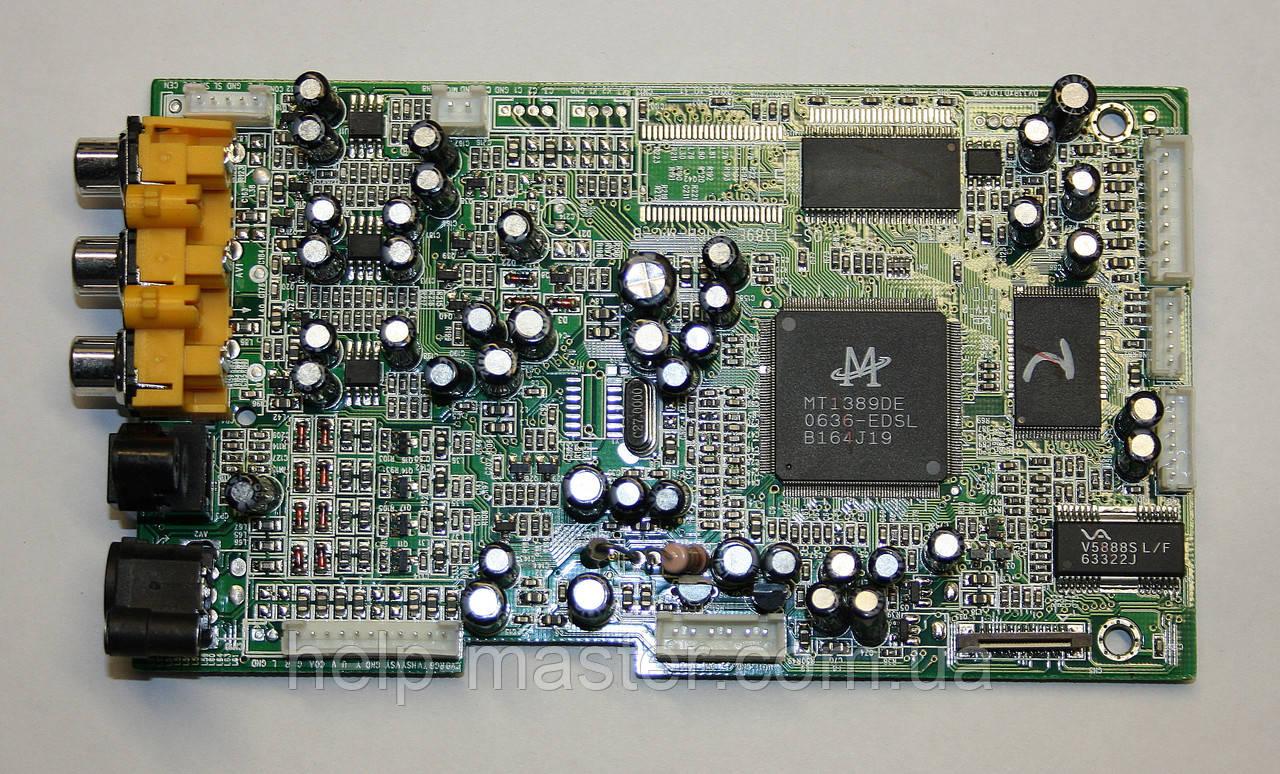 Плата для DVD DEX DVP-531 (QS-1 1389E-5.1CH-MIC-B)