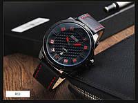 Skmei (Скмей ) 9150 Black Red Классические мужские часы