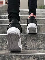 """Кроссовки Nike Air Force 1 Low """"Белые\Черные"""", фото 3"""