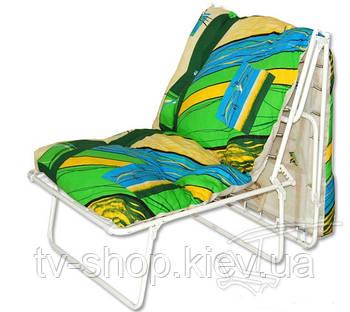 """Раскладушка-кресло с матрасом  """"Лира"""""""
