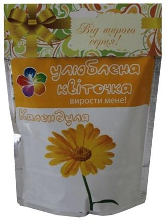 """Домашний цветок """"Календула"""", 0,5 л"""