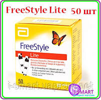 Тест полоски FreeStyle Lite 50 шт