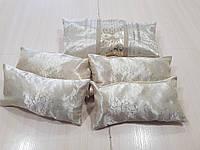 Комплект подушек веницианка с узором, 5шт, фото 1