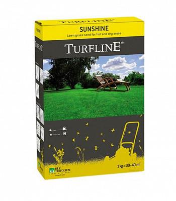 Газонная трава для солнца Turfline Sunshine / Саншайн, DLF Trifolium - 1 кг