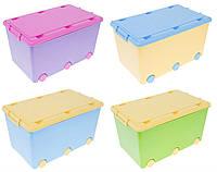 Ящик для детских игрушек Tega Chomik IK-008