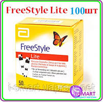 Тест полоски FreeStyle Lite 100 шт
