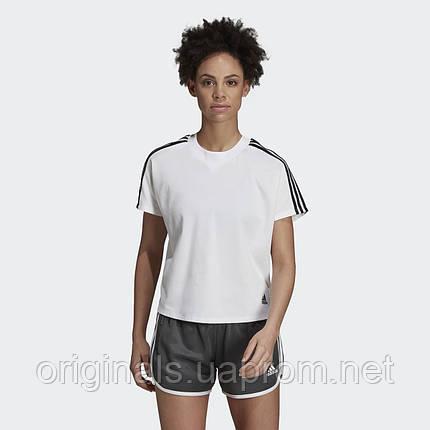 Женская футболка Adidas Atteetude Tee DY8508  , фото 2