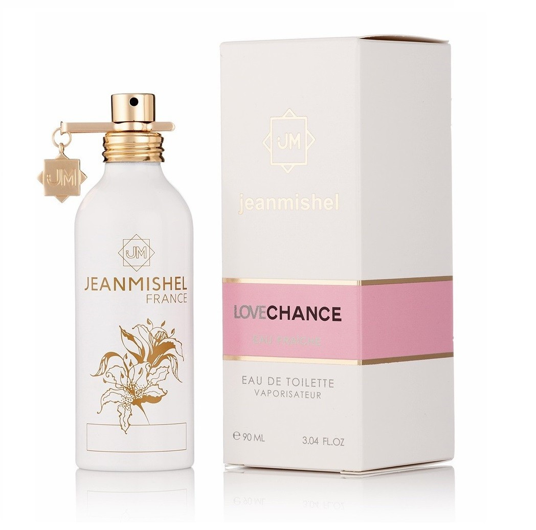 Jeanmishel Love Chance Eau Fraiche (ж) 90мл (13)