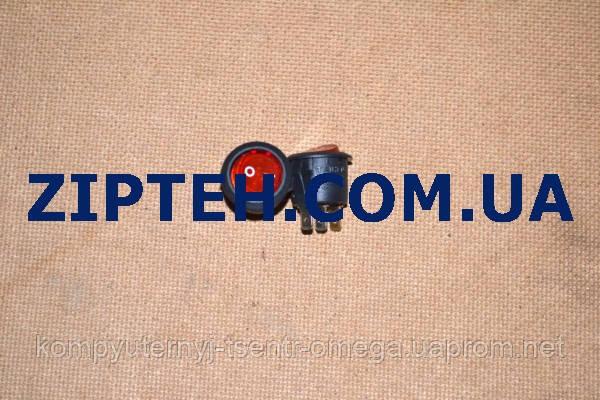 Кнопка круглая для бойлера универсальная (15A)
