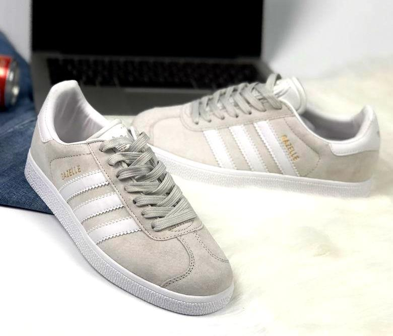 Adidas Gazelle Pale Grey | ????????? ???????, ?????? ?????