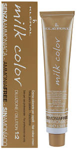 Безаммиачная краска для волос Milk Color / Ammonia free milk color - Kleral System