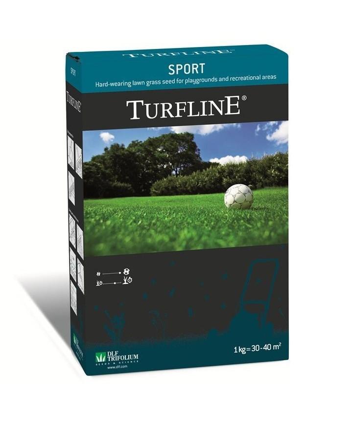 Газонная трава Turfline Спорт, DLF Trifolium - 1 кг