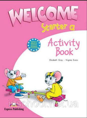 WELCOME STARTER a  ACTIVITY ISBN: 9781845583545, фото 2