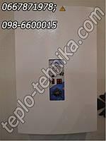 Электрический  котел  «Днипро» — настенный  12/380