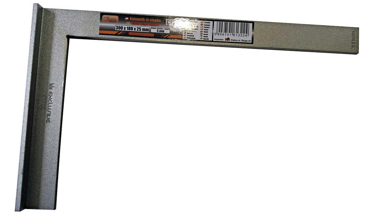 Угольник слесарный 300 мм, Corona Exclusive (C1322)