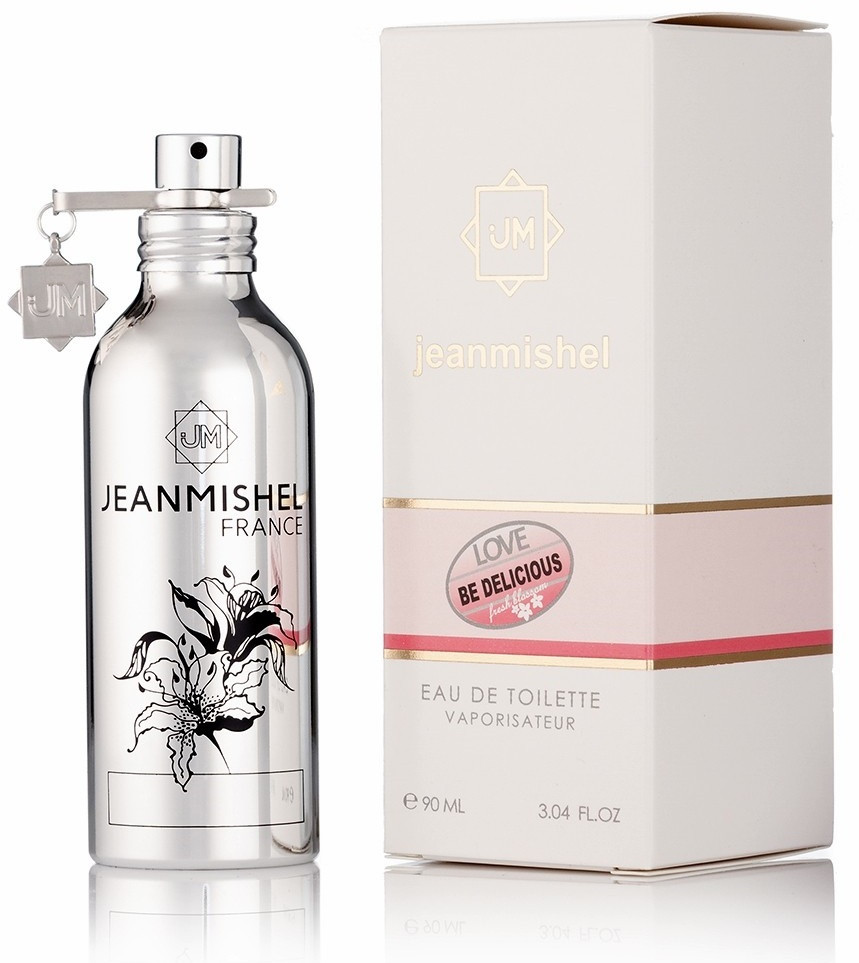 Женский парфюм Jeanmishel Love Montale Be Delicious Fresh Blossom - 90 мл № 80