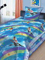 4YOU Комплект постельного белья Слалом полуторный детский 252569