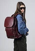 Рюкзак BIGKx1 бордовый, фото 1