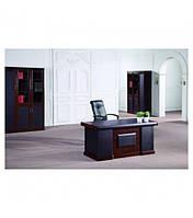 Стол директора 1,6м T1299C HC/V W88 (MAT)