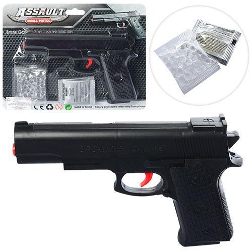 Пистолет, 18см, водяные пули, T1-5