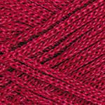 Пряжа YarnArt Macrame 143 красный (Ярнарт Макраме) 100% полиэстер