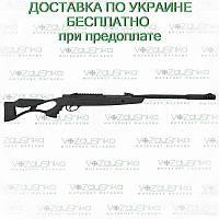 Пневматическая винтовка Hatsan AirTact ED с глушителем