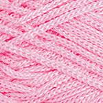 Пряжа YarnArt Macrame 147 розовый (Ярнарт Макраме) 100% полиэстер