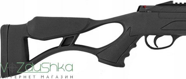 Фото приклада с пистолетной рукоятью на Hatsan AirTact ED