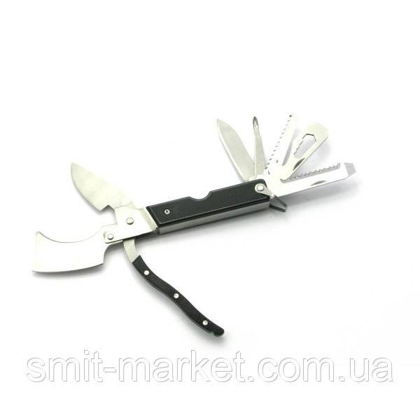 Нож садовода, секатор (7 в 1) (20х4,5х2 см)